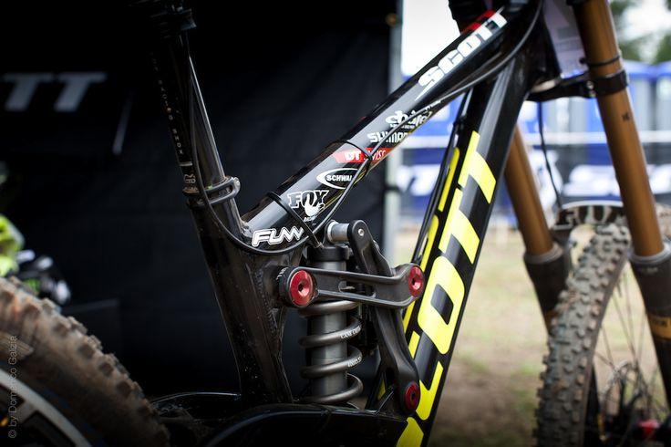 Scott Downhill Bike Prototype - Pinkbike.com