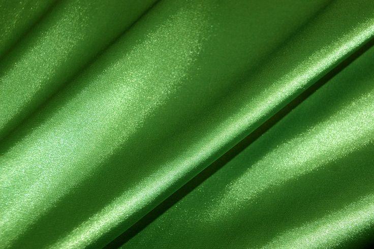 NB 4241-025 Satijn stretch groen