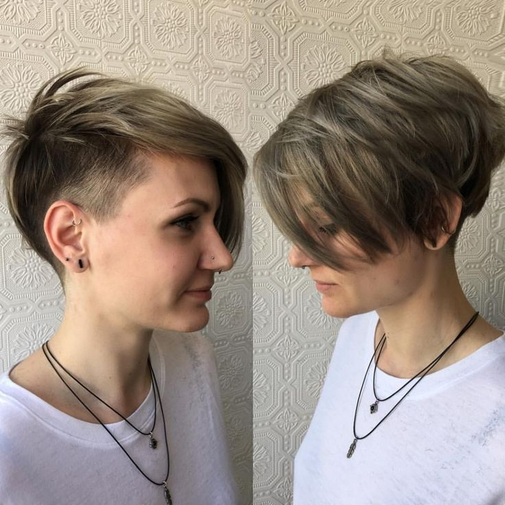 Image Result For Short Hair Undercut Hair Pinterest