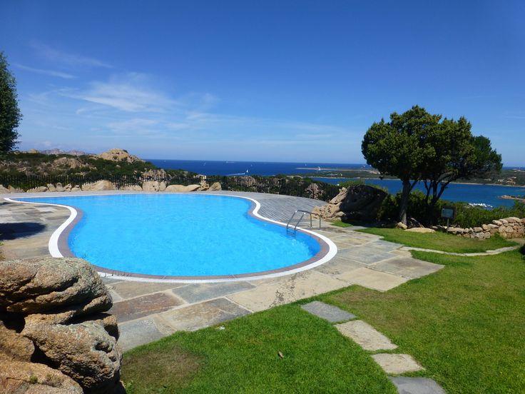High Quality For Rent Beautiful Villa In The Complex Of Domus Di Pitrizza Location  Liscia Di Vacca,