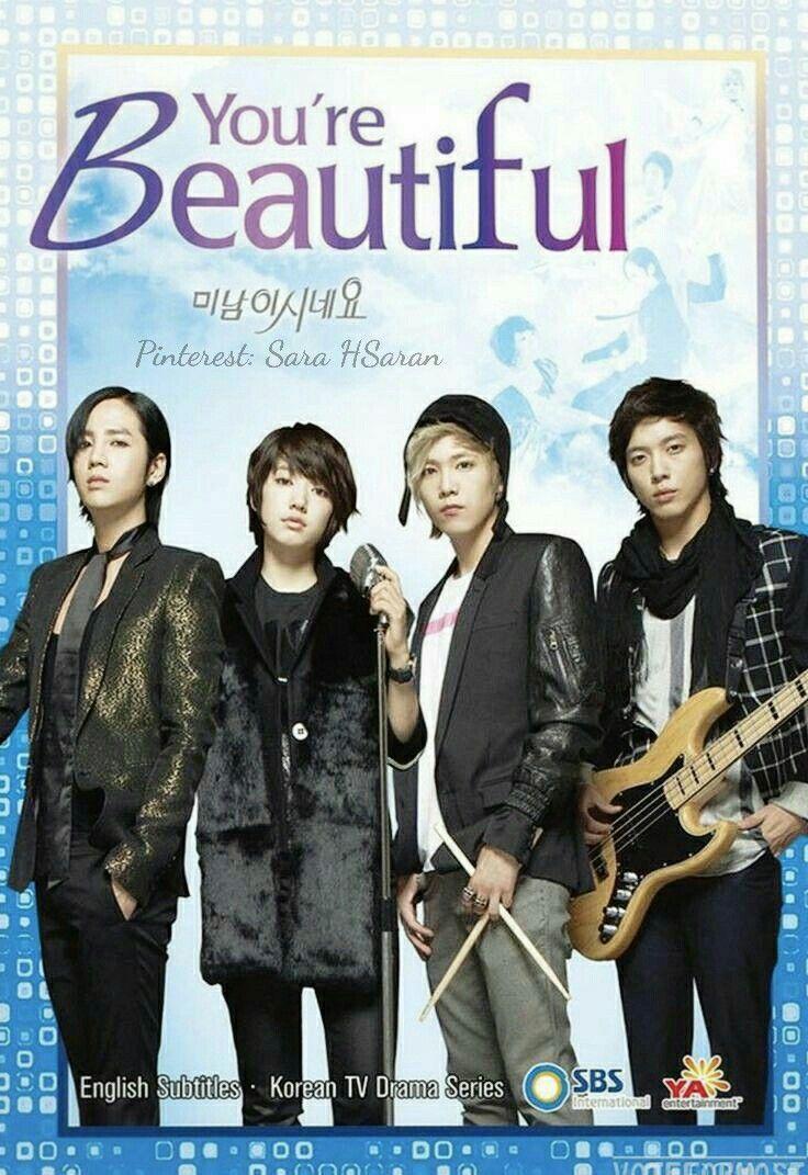You Are Beautiful Drama : beautiful, drama, Official, DVD😉, Korean, Drama, Movies,, Series