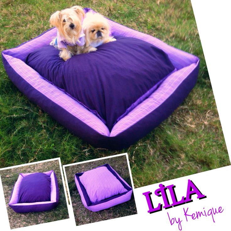 Köpek yatağı köpek minderi dogbed dog cushion www.kemique.com