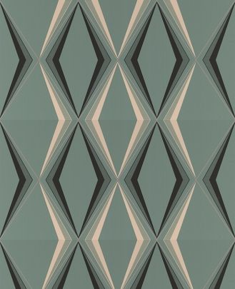 Deco Diamond by Hemingway for Graham & Brown