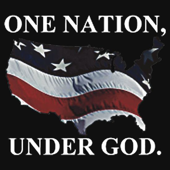 ONE NATION UNDER GOD FOR AMERICA INDEPENDENCE DAY. THIS DESAIGN AVAILABLE ON T-SHIRTS, POSTERS, AND 20 OTHER PRODUCTS. CHECK THEM OUT