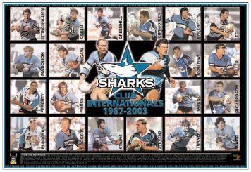 Vintage Sharks