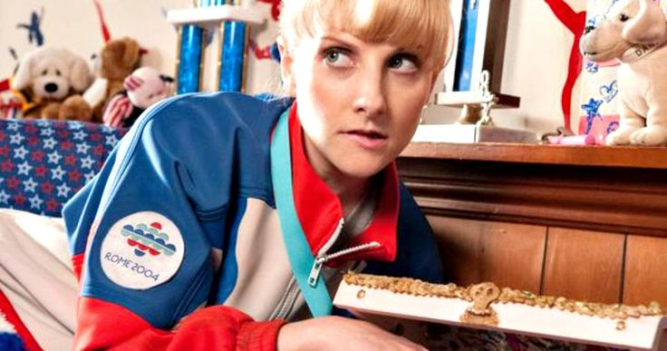 'Bronze' Red Band Trailer with 'Big Bang Theory' Star Melissa Rauch -- Melissa Rauch stars as a washed up Olympic gymnast trying to get her life back together in the hilarious new comedy 'The Bronze'. -- http://movieweb.com/bronze-movie-trailer-red-band-melissa-rauch/