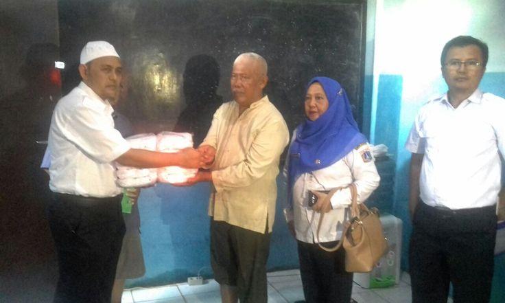 Santunan Korban Kebakaran Bungur dari Binroh DPP