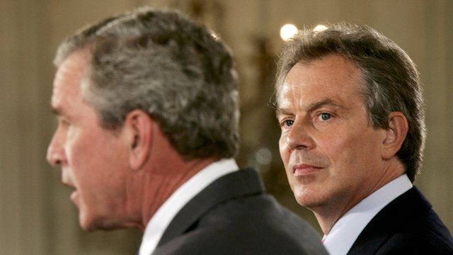 "'This, as Chilcot puts it, was no war of ""last resort"": this was a war of choice, unleashed ""before the peaceful options for disarmament had been exhausted"". Simpson said: ""We appear to produce dossiers of mass deception, whose claims are dismissed as risible almost as soon as they are released."" Nelson Mandela was among those who, in the runup to war, accused Blair and Bush of undermining the United Nations.'"