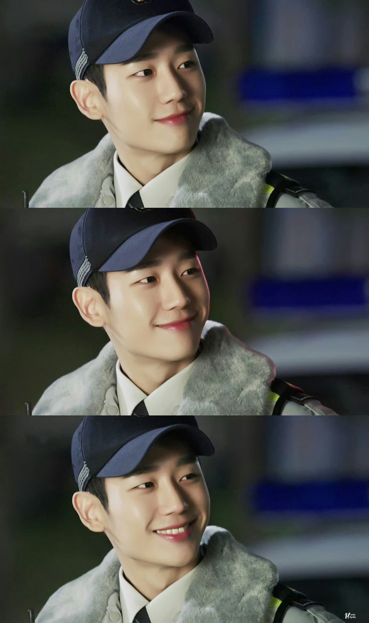 Jung Hae In as Han Woo Tak - While You Were Sleeping