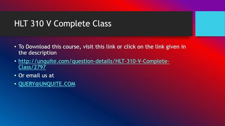 HLT 310 V Complete Class To view more, click on following link: http://unquite.com/question-details/HLT-310-V-Complete-Class/2797 or email at:  query@unquite.com  HLT 310 V Complete Class HLT310 Week 1 Week 1 Topic 1 DQ1 In preparation for the Personal Worldview Inventory assignment, identify the key components that make up a worldview.  Week 1 Topic 1 DQ2 Based on your reading of the GCU Introduction and the textbooks, what is the main difference between the modern Western worldview and the…