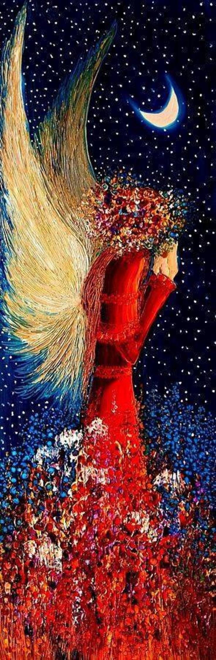 Angel by Justyna Kopania ✿⊱╮