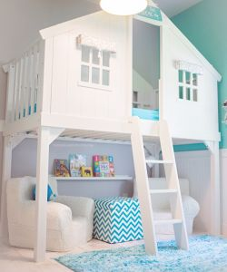 6 Ideas para decorar el cuarto de los más pequeños. Aquí os dejamos seis ideas muy sencillas para decorar dormitorios infantiles con un encanto especial