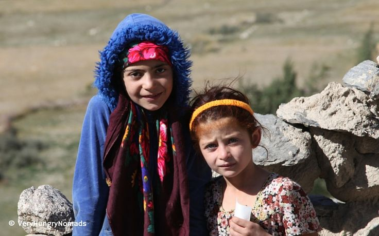 Local kids in the Wakhan Valley, Tajikistan - People we meet travelling