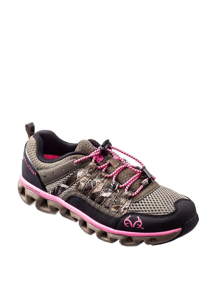 Realtree® Ms. Shark II Athletic Shoes | Stage Stores