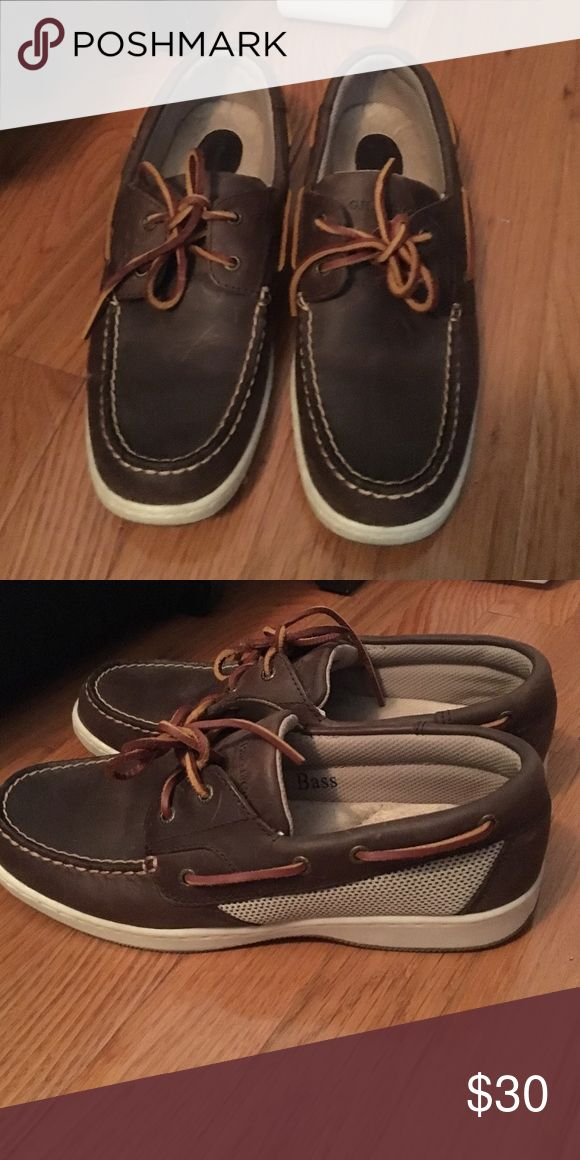 New Bass Boat Shoes New never used Bass Shoes Flats & Loafers