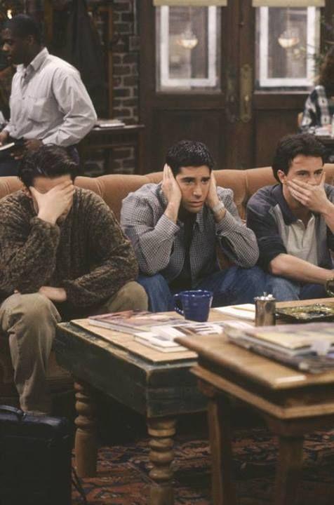27 Impresionantes y raras fotos de la primera temporada de «Friends»