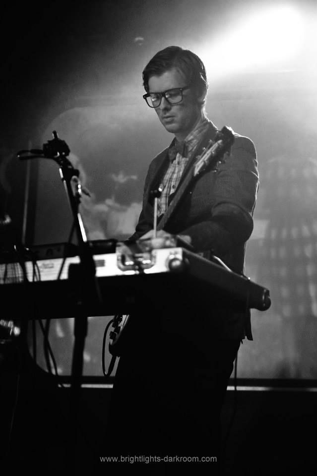 Public Service Broadcasting LIVE at Concorde2 on Wednesday 27th November 2013 with support from The Joker and The Thief. Copyright: Andy Sturmey - All use to be agreed in writing first.
