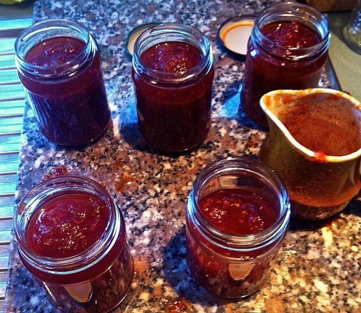 Chilli Jam Bottles