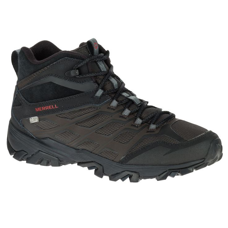 All-Day Comfort In Uncomfortable Places With The Great Out-Of-The-Box Fit  You Expect From Moab, But With Vibram Arctic Grip For Unparalleled Traction And  A ...