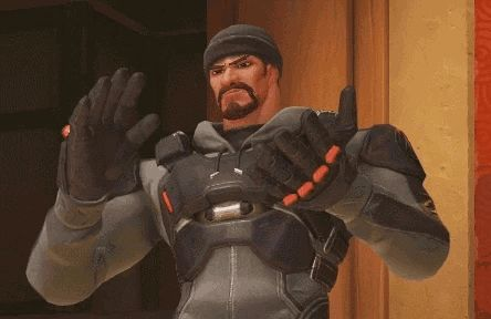 I love the fact that blizzard actually animated this considering this is the only reaper skin in which his face is even visible.