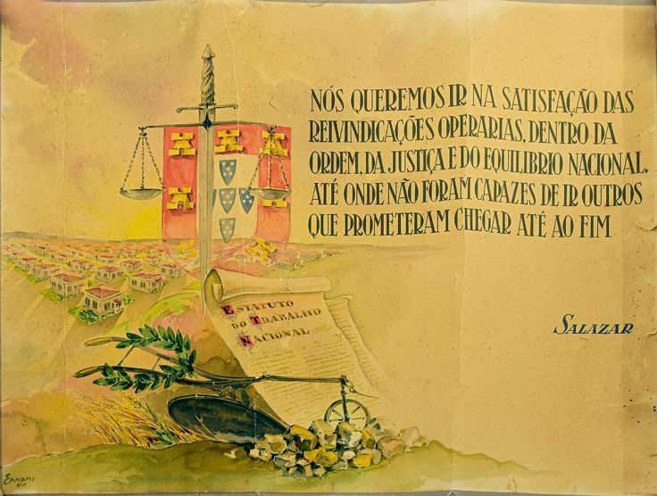 Lote - 4 Cartazes sobre Salazar | Bestnet Leilões
