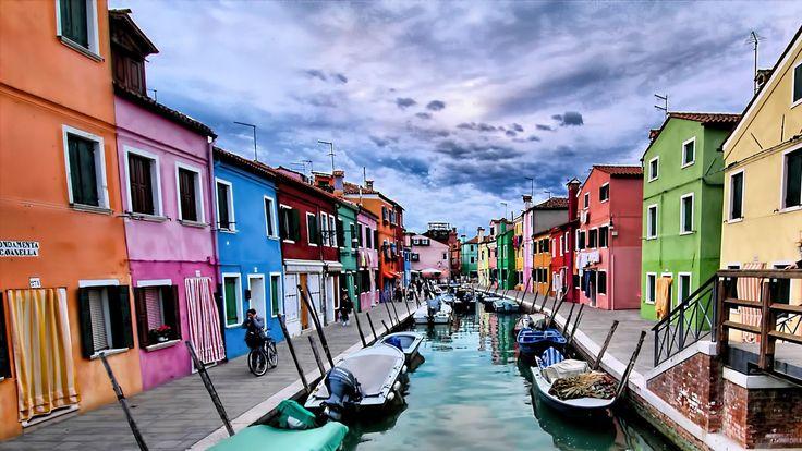 完全用不到Instagram濾鏡!世界各地最色彩繽紛的城市 8