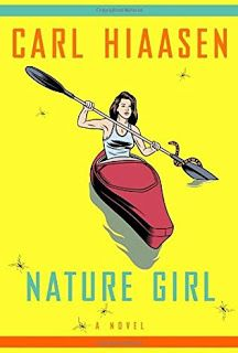 Kevin's Corner: FFB Review: NATURE GIRL (2006) by Carl Hiaasen -- ...