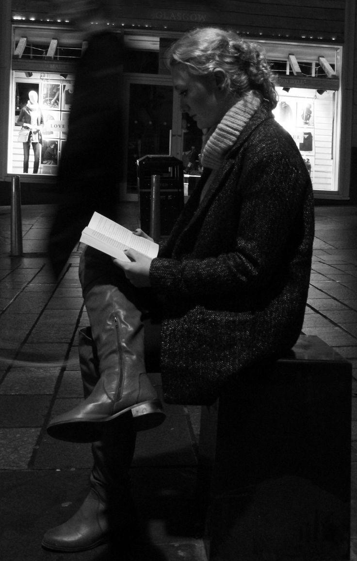 Glasgow photo-shoot