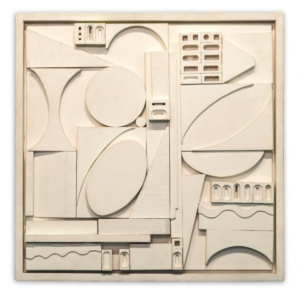 Louise Nevelson - Dawn's Landscape IX, 1975 - Artists - Moeller Fine Art