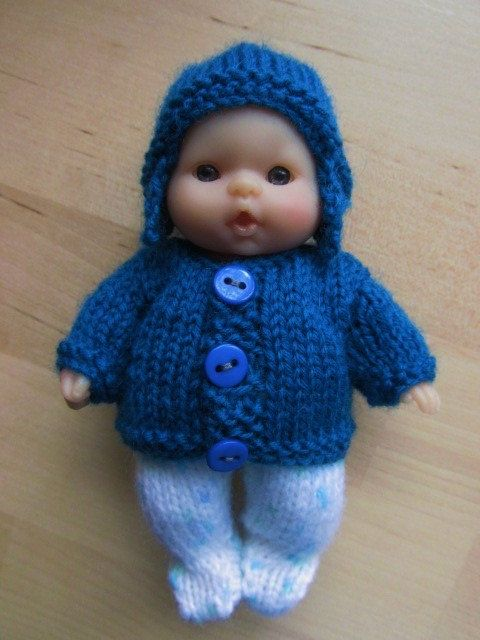 Knitting Patterns For Berenguer Dolls : 17 Best images about Berenguer Baby Doll Clothes on Pinterest Baby doll dre...