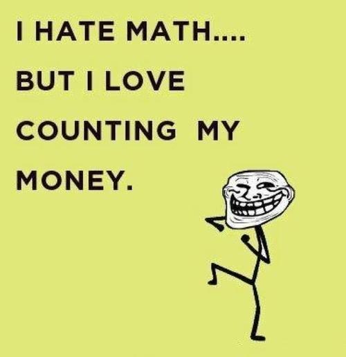 Feelings Funny Math Quotes Jokes - 20.4KB