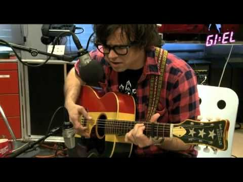 "Ryan Adams covering Iron Maiden's ""Wasted Years"". I was completely caught off guard the first time I heard this."