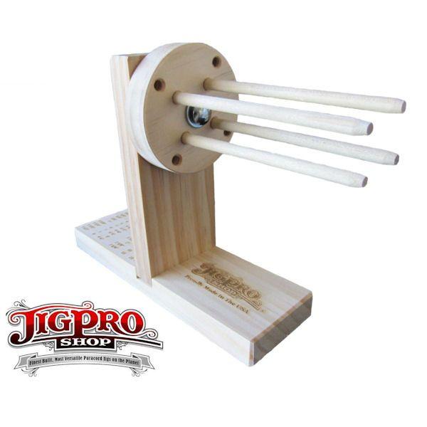 paracord weaving machine