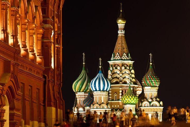 Moscou: um giro pelas melhores atrações da capital da Rússia