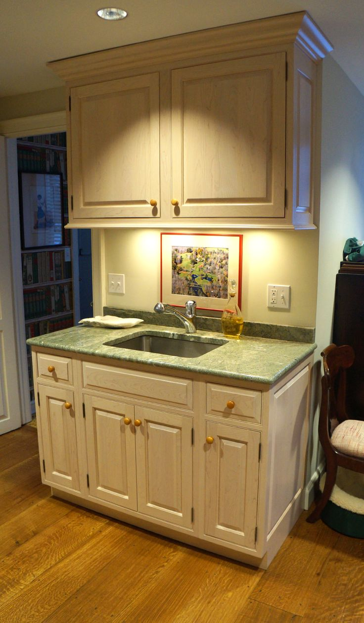 amelia cabinet company wet bars can be a beneficial addition addition to any kitchen - Beaded Inset Kitchen Decor