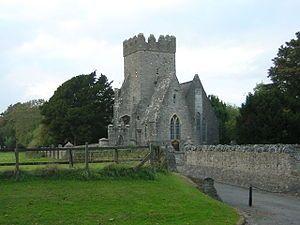 St Doolagh's Holy Well, Balgriffin, Co Dublin, Southern Ireland