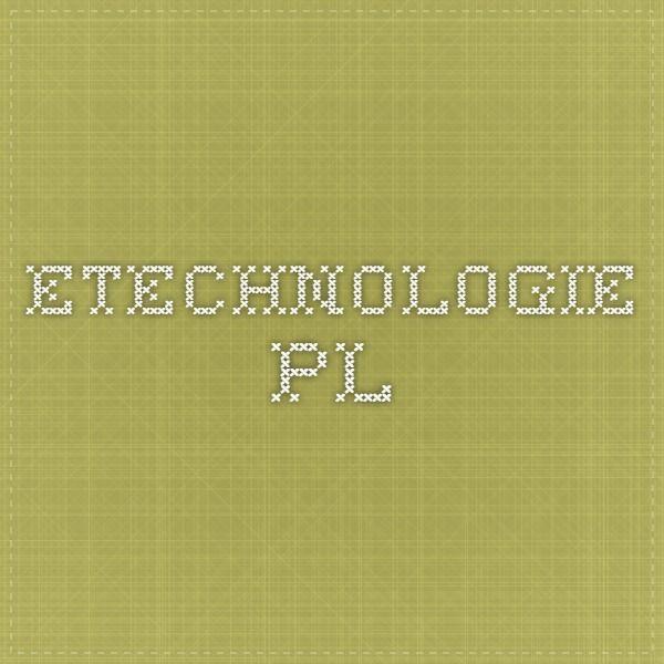 etechnologie.pl