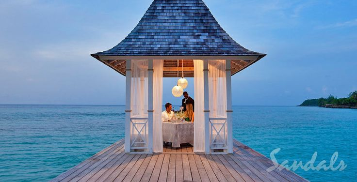 A Romantic Candle light dinner under Starry Skies... | Jamaica