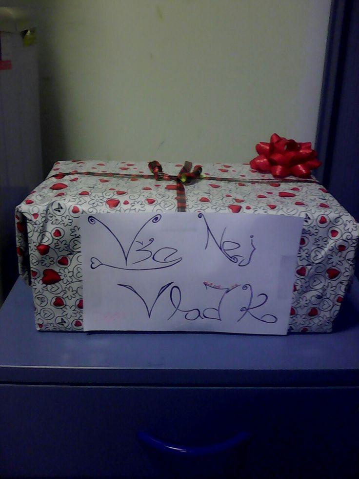 Narozeninový dárek :-*