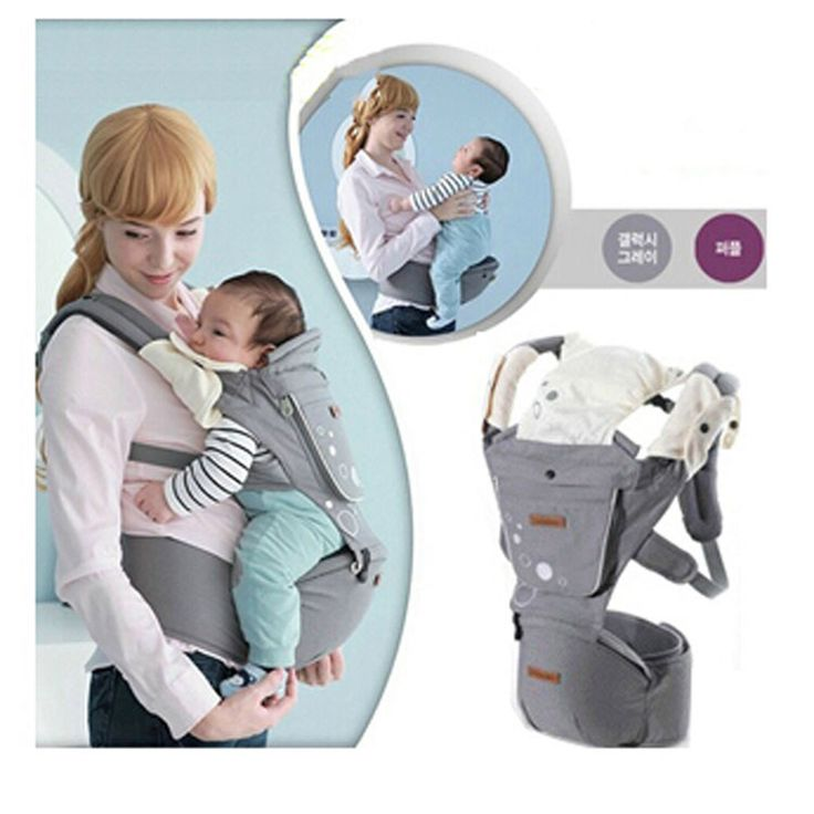 Multifunctional Baby Carrier Baby Wrap Sling High Quality Toddler Backpack New Design Infant Comfortable Suspenders
