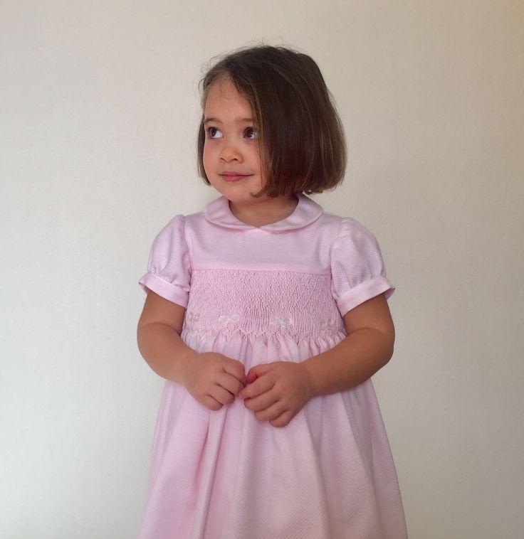 www.mamibu.com  #girldress #pink #abitosartoriale #baby #babygirl #mamibu #babyclothes #kidsclothes  #madeinitaly