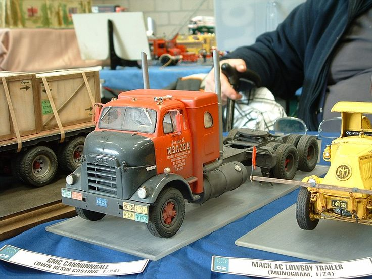 Gmc Cannonball Truck Model Workshop Auto Pinterest