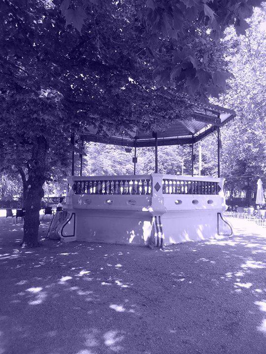 Kiosko de Música de la Alameda