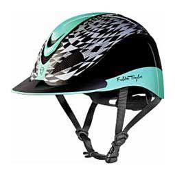 2017 Fallon Taylor Helmet Mint Aztec - Item # 43608