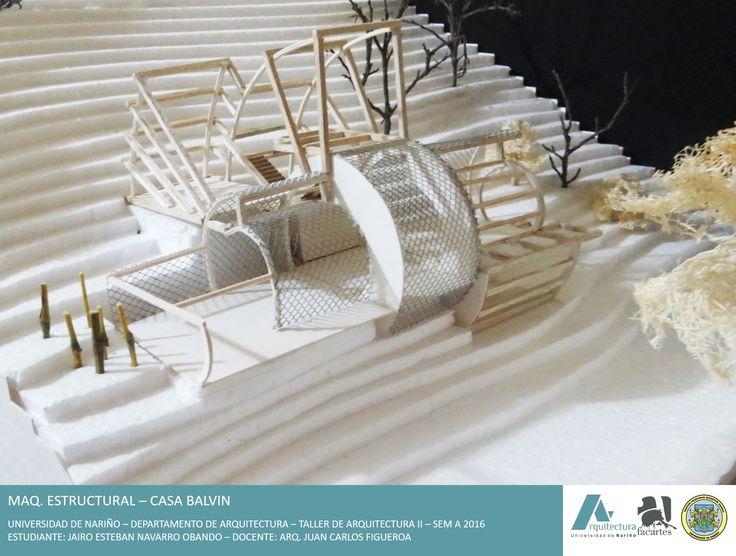 4.Maq Estructural Implantada_Casa Balvin