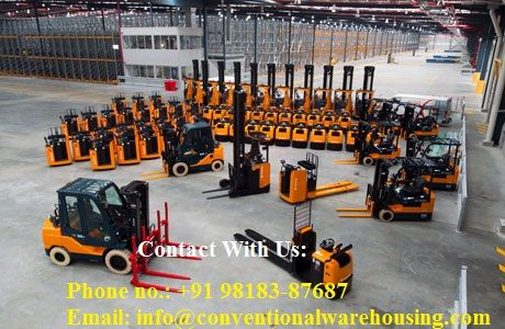Browse our full range of Forklift & Lift Truck Rental service providing all over in India with short and long term rental for your warehouse management. We provide all types of material handling equipment such as Stacker, Hand Cart, Platform Trolley, Electric Pallet Truck etc as per client's requirement.