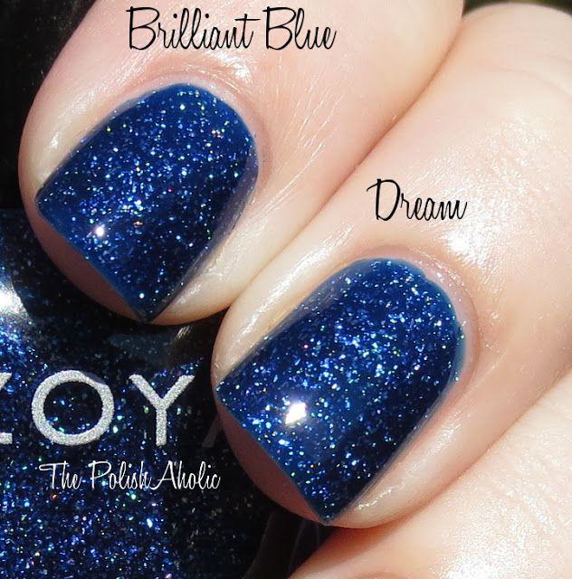 65 Best Blue Polishes Images On Pinterest Blue Nail Polish And Enamels