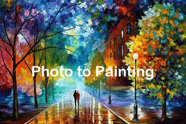 Want To Know How To Turn Your Photo Into Oil Painting As An Art You Can Easily Create Your Own Turn Photo Into Painting Photo To Oil Painting Painting Photos