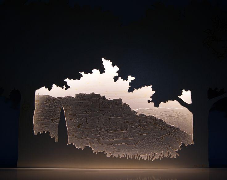 Site De Decors En Papier Pour Diorama A