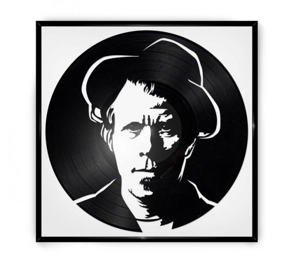 42 best all things vinyl images on pinterest vinyl for Things to make with old records